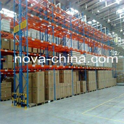 warehouse stacking equipment
