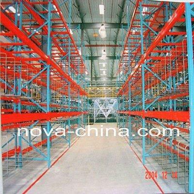 Heavy Warehouse Metal Shelving Racking
