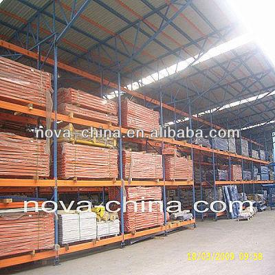 Warehouse Q235 Steel Shelves