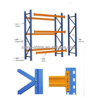 Heavy Duty Supermarket&Warehouse Metal Pallet Rack&Shelf