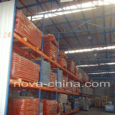 Warehouse Selective Pallet Rack From Manufactory of Nanjing China