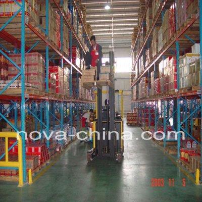 Powder Coating Pallet Rack From Manufactory of Nanjing China