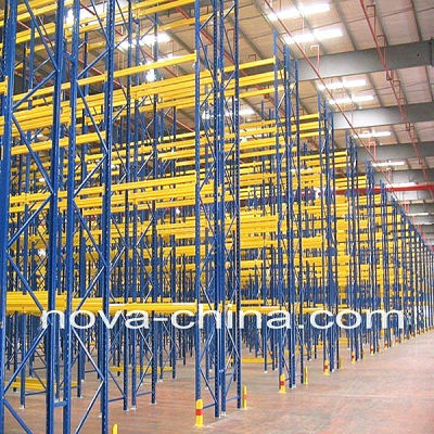 Powder Coated Steel Shelving from China manufacturer