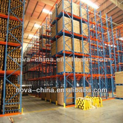 Warehouse heavy duty pallet racking/shelving system 1000kg-3000kg/level