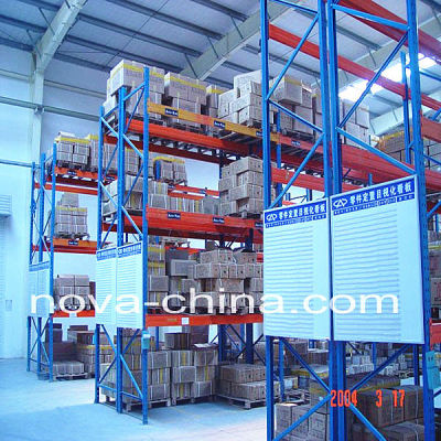 Upright Pallet Rack from China manufacturer