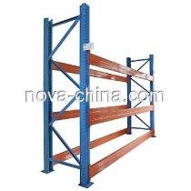 Multi-layer pallet racking