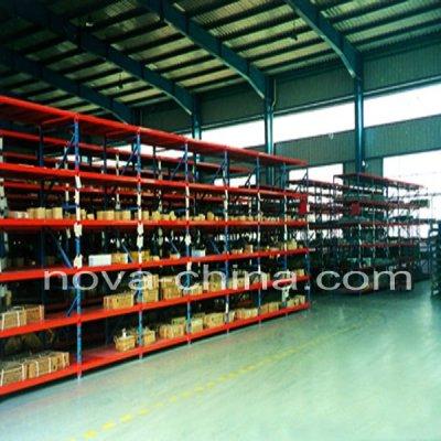 Longspan Rack Shelving