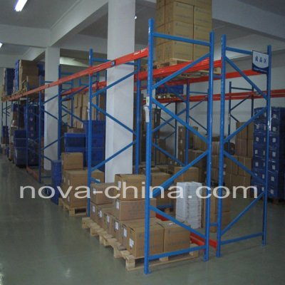 Long span Rack Shelving