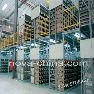 Mezzanine Shelves