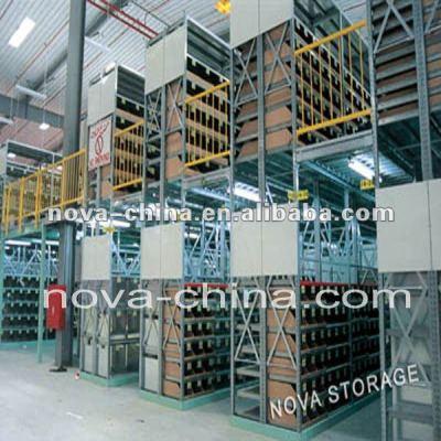 4S Shop Mezzanine Racking