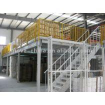 One Level Steel Structure Platform