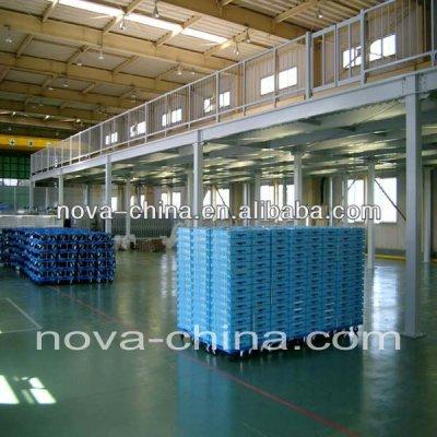 Jiangsu NOVA Heavy duty multi-tier mezzanine floor rack system