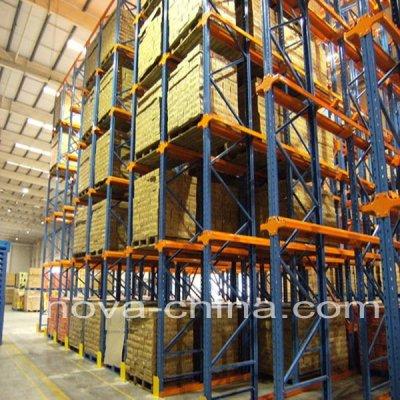 Drive Through Pallet Racking manufacturer