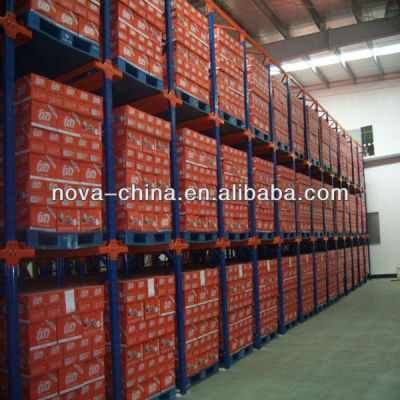 warehouse space saving pallet racking