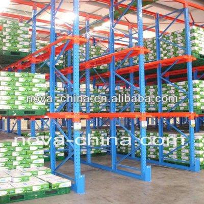 Jiangsu NOVA Drive-through pallet rack Systems