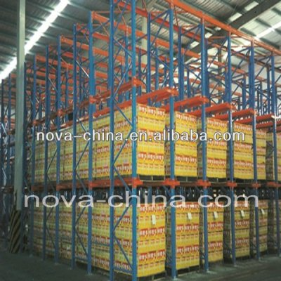drive in racking system with CE certificate