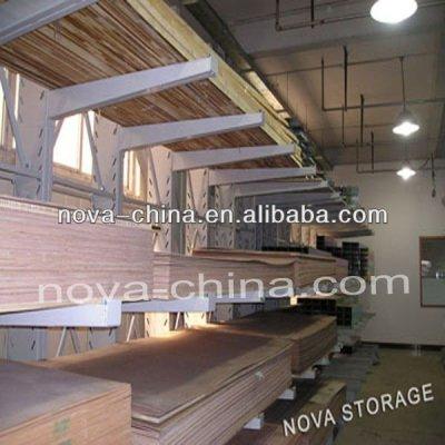Warehouse Steel Cantilever Shelving