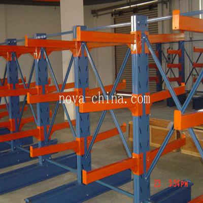 storage steel cantilever shelf