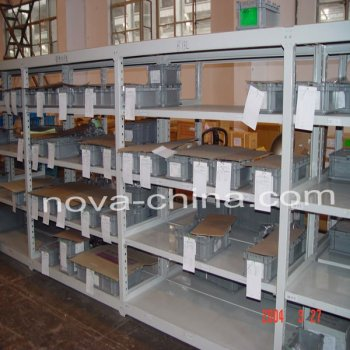 rack system Medium Duty shelving