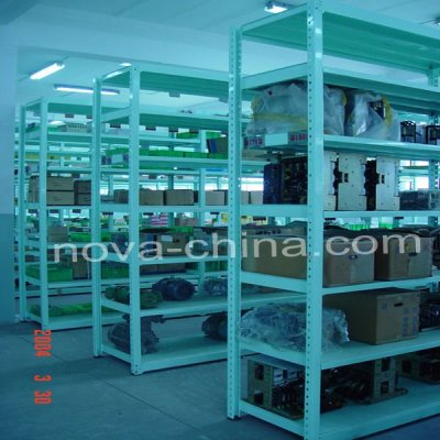 rack system Medium Duty shelving