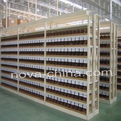 Medium Duty Racking/Shelving 200-800kg/level CE metal shelf longspan shlelving storage rack