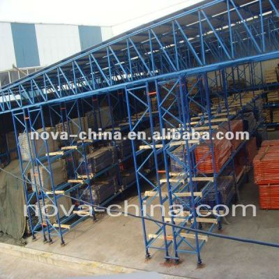 racking support building