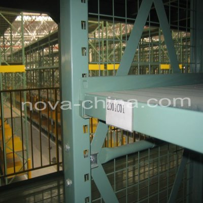 DC Mezzanine Rack