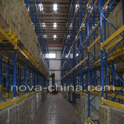 Distribution Center Pallet Racking