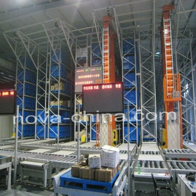 Automated Storage and Retrieval Systems AS/RS