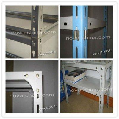 angle iron shelf