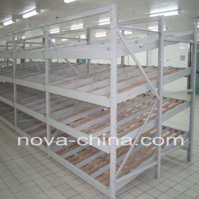 Warehouse Roller Rack