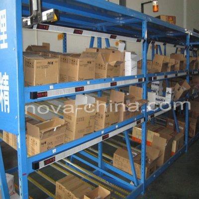 steel roller rail system Moving Rack