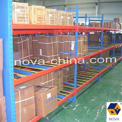 roller shelf system