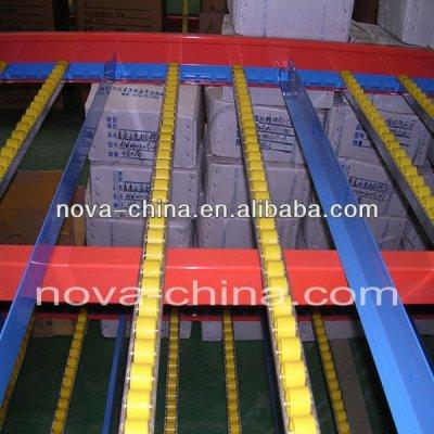 Jiangsu NOVA Flow Though Rack with CE certificate