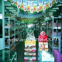 Multi-layers Supermarket Racking