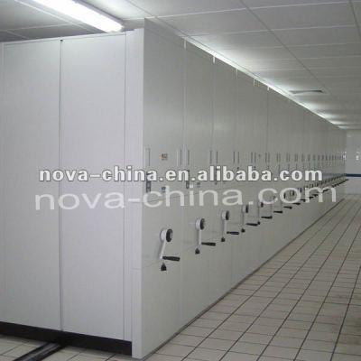 Moving shelves