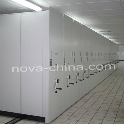 High sealing Mobile Archive Shelving
