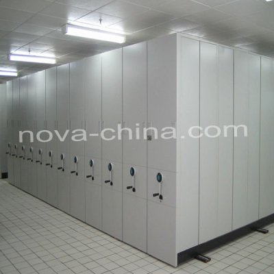 movable shelf storage racks