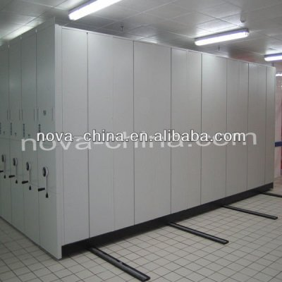 Movable library shelving from China manufacturer