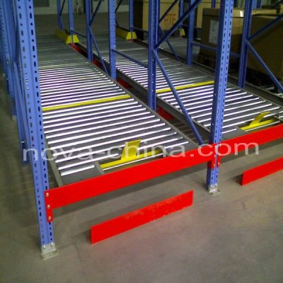 easy to operate Gravity Pallet Racking