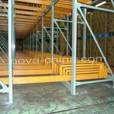 push rack racking system