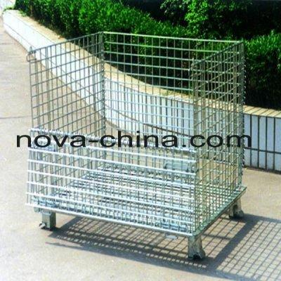 Steel Foldable Mesh Box Pallet