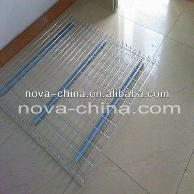 Jiangsu NOVA welded wire mesh for pallet racking
