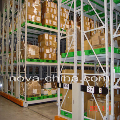 Movable Warehouse Rack