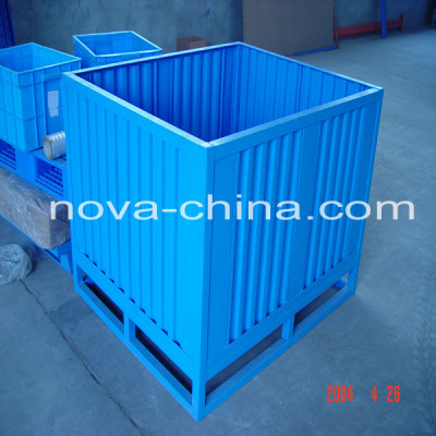 Industrial box pallet