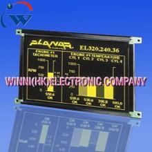 LM12V37N SHARP 12.1 بوصة 640 * 480 STN شاشات الكريستال السائل