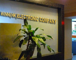 WINNI(HK)ELECTRONIC CO LIMITED