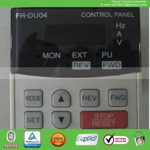 used  FR-DU04 Inverter Control Panel