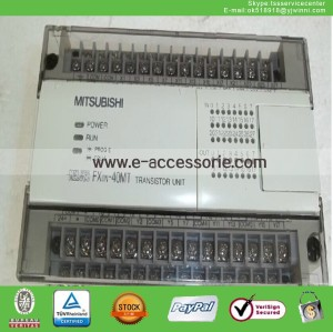 1PC Used Mitsubishi PLC FX0N-40MT Programming controller