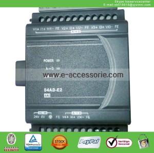 new DVP04DA-E2 PLC 4 point 14-bit resolution Analog I/O Module